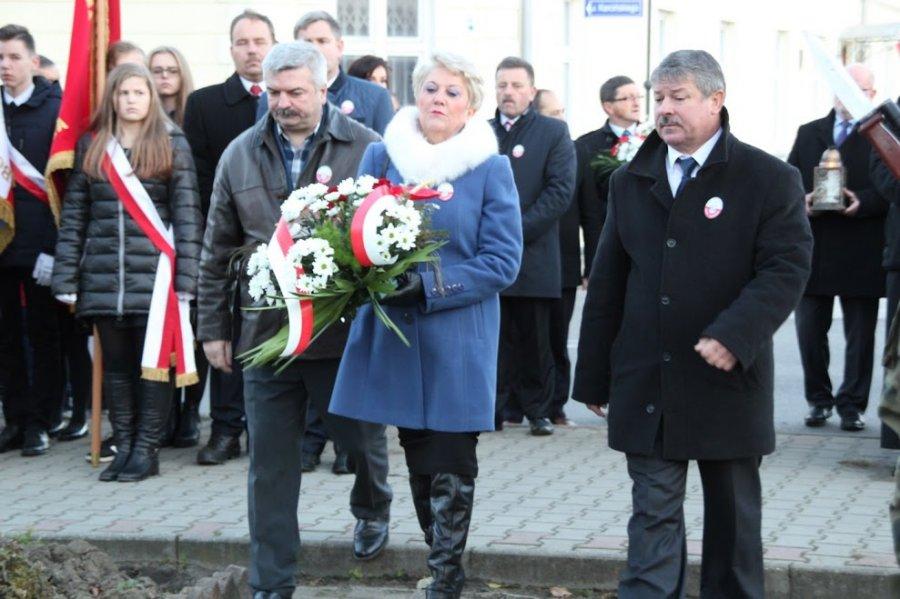 99 rocznica odzyskania przez Polskę niepodległości